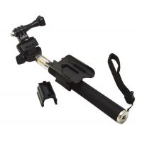 Remote Clip Camera Tripod Mount Monopod Set for GoPro Accessories