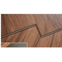 China Waterproof and fireproof UV coating embossed PVC click lock vinyl flooring planks wholesale