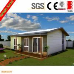 China Australia prefabricated house-granny flat- light steel villa on sale