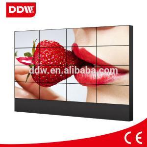 China Samsung 55inch ultra narrow bezel lcd video wall 5.3mm on sale