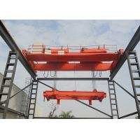China Single Beam Overhead Crane EOT Bridge Crane For Engineering Industries wholesale