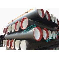China Heat Treatment Ductile Iron Pipe Cement Lined K789 Or C253040 Class 450mm wholesale