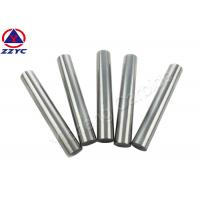 Quality Linear Rail Shaft Tungsten Carbide Rod Bar For Bearing Bushing Good Chemical Stability for sale