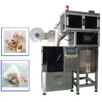 China Ultrasonic Sealing Machine For Ultrasonic Plastic Welding / Sealing Tea Bag wholesale