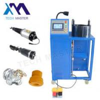 China Touch Screen Hydraulic Hose Crimping Machine With 220kg-250kg Weight wholesale