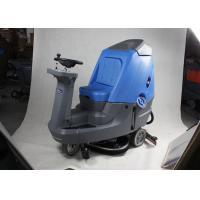 China Dycon D9  Blue Grey Big Tank Ride On Drving Floor Scrubber Dryer Machine wholesale