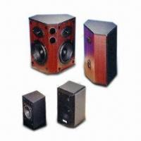 Two-/Three-Way Speaker Cabinets, Comes in Various Sizes