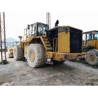 China Made in USA Used CAT 988G Wheel Loader CAT 3456EUI Engine 520hp engine power on sale
