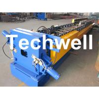 """China 3"""" * 4"""" Rectangular Rainspout Roll Forming Machine for Rainwater Downpipe, Water Pipe wholesale"""