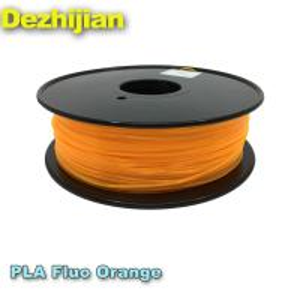 China Neat Winding Spool PLA 3d Printer Filament , Free Sample Pla Plastic Filament on sale