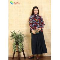 China Vintage Chinese Embroidered Jackets on sale
