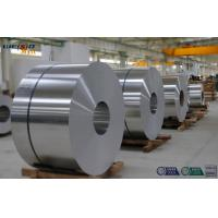 Construction Decoration Thin AA 1110 Cold Rolled Aluminium Coil With 1250mm Width