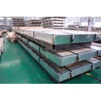 China 4x8 ft Polished 304 Stainless Steel Sheets for Countertops / Silver SS Plates wholesale