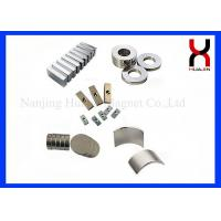 China Industrial Neodymium Iron Boron Magnets Permanent Strong Type NdFeB Magnet on sale