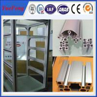 China Great! aluminum extrusion profiles for industrial supplier / aluminum display stand wholesale