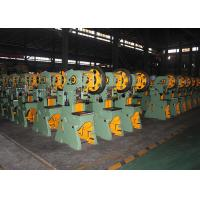 China Open - Type 10 Ton Power Press , Tilting Mechanical Auto Press Machine 2mm on sale
