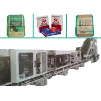 Large Automatic Paper Bag Making Machine With Blade Straight Cut Or Step Cut