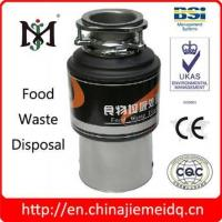 China CE certificated wholesale garbage disposal for good quality wholesale