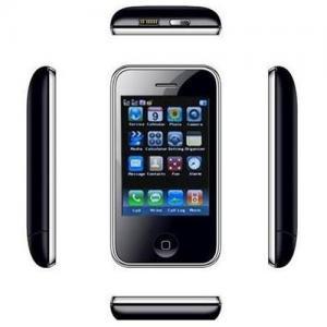China Mini iPhone KA08 Mobile Phone,Dual SIM Card,Touch Screen,Camera,Bluetooth wholesale
