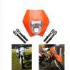 China Multi Color KTM Dirt Bike Motorcycle Driving Lights High Brightness Longer Life Span wholesale