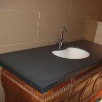 China Granite Island Top (Peninsula Top,Peninsula Vanity Top) wholesale