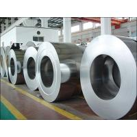 China Full Hard Spangle Hot Dipped Galvanized Steel Coils ASTM A653 / Q195 / SGC490 wholesale