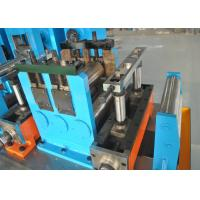 China Carbon Steel ERW Pipe Mill , High Speed Welded Tube Mill Machine wholesale