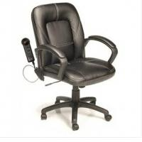 China leather China office massage chair on sale