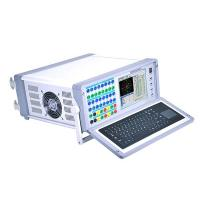 Buy cheap Electrical Testing Protection Relay Testing Equipment 8 Channels Binary In from wholesalers