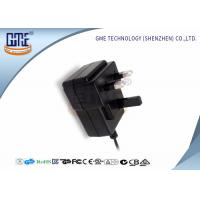 China Plug In Connection and Single Output Type 5W Universal Travel Adapter for CCTV camera wholesale