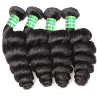 China Cheap Unprocessed Wholesale Pure Indian Remy Virgin Human Hair Weft wholesale