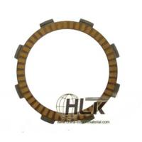 China Paper-based Motorcycle Clutch Plate / Clutch Disc Cg125 / Cd100 wholesale