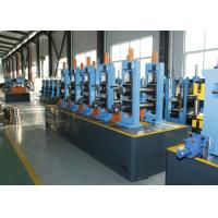 China Industrial Erw Tube Mill / Welded Pipe Mill 380V 440V 50HZ Frequency wholesale