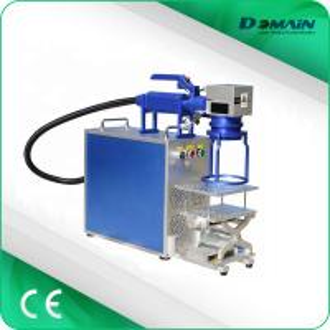 China 20w 30w 50watt Handheld fiber laser marker marking tools on sale