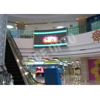 China Advertising P6 Indoor Advertising LED Display Full Color RGB With SMD 3528 wholesale