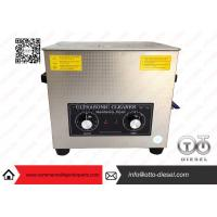 China Custom Industrial Ultrasonic Cleaner with Switches TSX-360T for Metal Parts wholesale