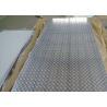 China RUIYI Aluminium Checker Plate 5052 5083 5754 H24 H34 4mm 6mm 8mm For Anti Slip Floor Deck wholesale