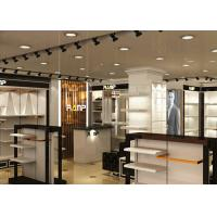 Quality Large Capacity Clothing Display Case Customized Size For Men Retail Shop for sale