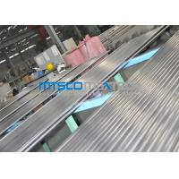 China TP321 , TP347 Welded Steel Tubing ASTM A249 Standard 320 # / 400 # Outside Polished wholesale