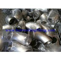 China But weld fittings Stainless Steel 316Ti UNS S31635 /1.4571, 316H UNS S31609 1.4436 , 316L UNS S31603 / 1.4404 wholesale