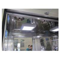 Quality Portable Aerospace Cleanroom Air Shower , Carbon Steel Class 1000 Clean Room for sale