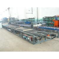 Buy cheap Portland Fiber Cement Board Production Line Machine With Fully Automation from wholesalers