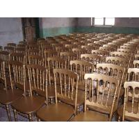 China Gold Napoleon Wooden Chairs (WN001) wholesale