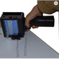 Quality Smart Handheld Inkjet Marking Machine 1.2mm-12.7mm Printing Height For Packing Field for sale