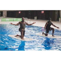 China Wear Resistance Aqua Physical Board Yoga Board With Logo / Advertising Printed wholesale