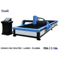 Start Control CNC Plasma Cutting Table , Plasma Cutting Equipment For Stainless Steel