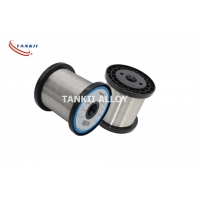 China NN NP 0.16mm N Type Solid Thermocouple Bare Wire Bright Surface wholesale
