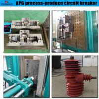 China low price apg process injection moulding machine for primary bushing wholesale