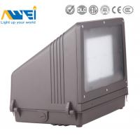 China 60W Outdoor LED Wall Pack 10800 Lumen 5 Years Warranty Recessed Exterior Wall Lights on sale