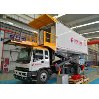 China Excellent Catering Truck with full cab to provide catering service for aircrafts wholesale